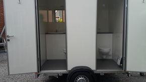 Ongekend Privacy én comfort   Mobiele badkamer ZP-34